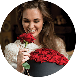 Bloom Magic's Parisian Hatbox Flower Collection