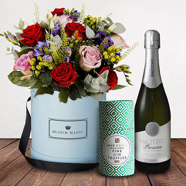 Bloom Magic - Jardin des Tuileries Gift Set