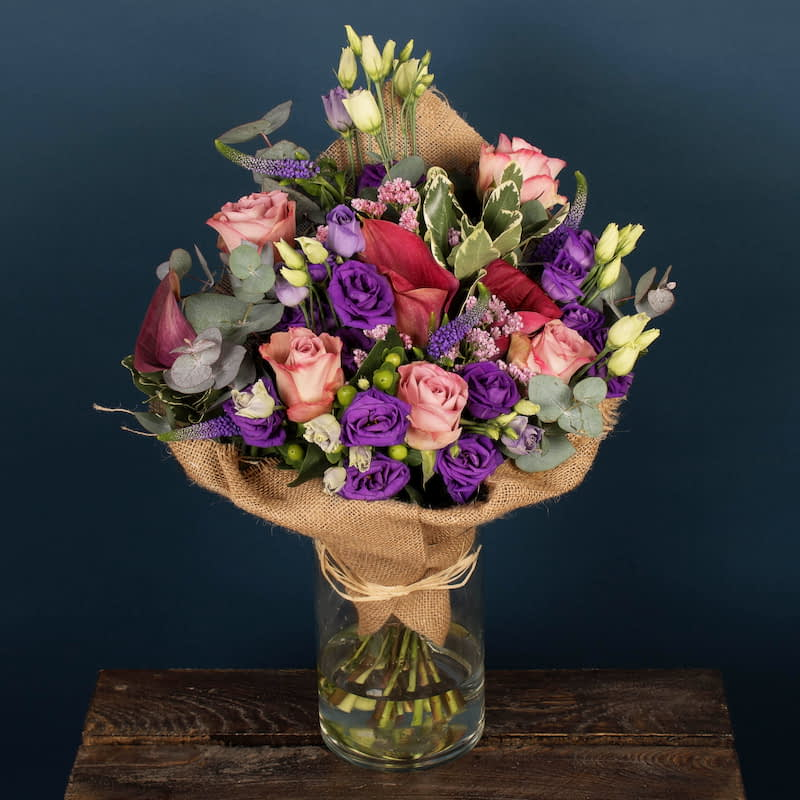 San Fran Bohemian Flowers Delivered -