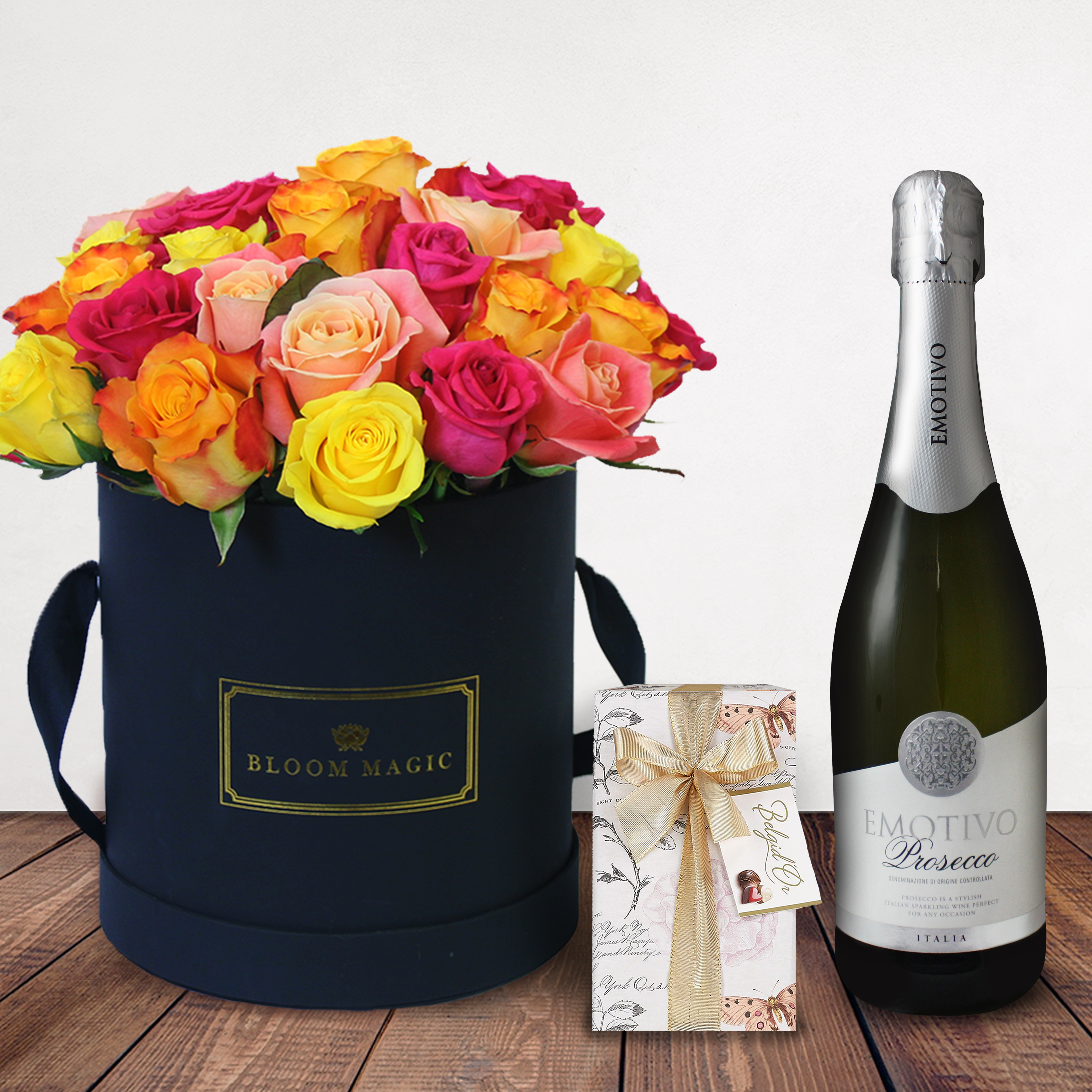 Bloom Magic - Fiery Romance Gift Set
